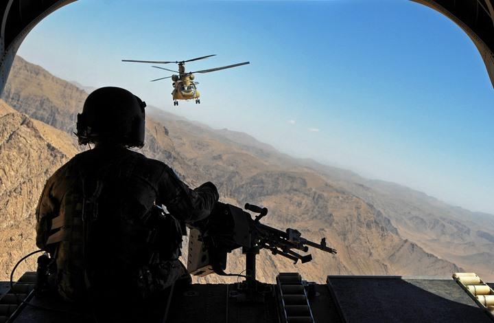 تعرف على القواعد العسكرية الأمريكية حول العالم (إنفوغرافيك)