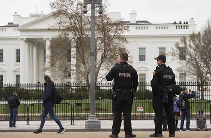 تهديد بوجود قنبلة داخل سيارة قرب البيت الأبيض