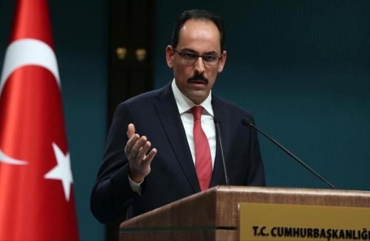 """كالن ردا على غراهام: مسلحو """"العمال"""" لا يمثلون الأكراد"""
