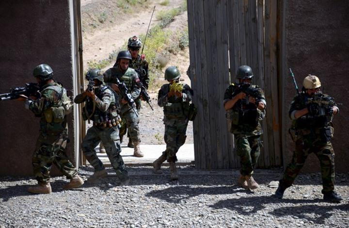 جندي أفغاني يفتح النار على جنود أمريكيين ويوقع إصابات