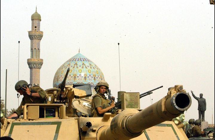 بذكرى الغزو.. العبادي بواشنطن ومغردون: أمريكا أهدتنا لإيران