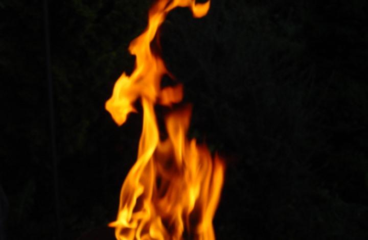 شاب مغربي يضرم النار بجسده.. في اليوم العالمي للسعادة (شاهد)