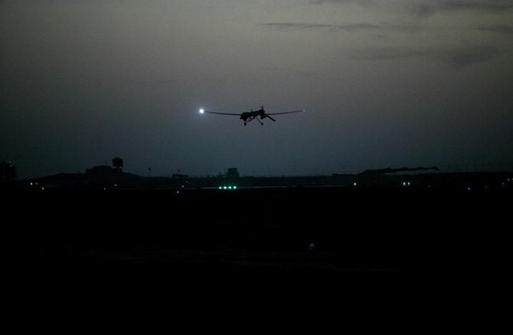 الحوثيون يعلنون إسقاط طائرة مسيرة للتحالف جنوب صنعاء