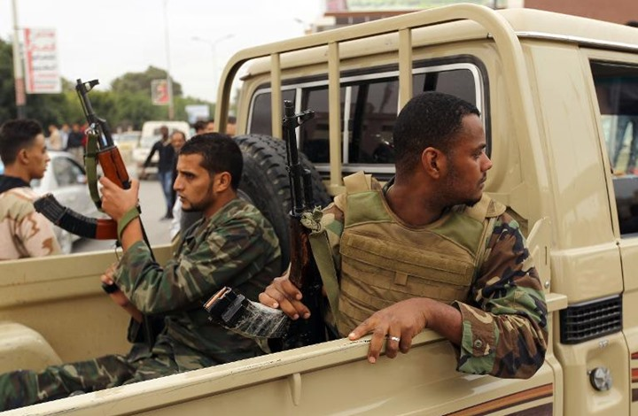 قوات حفتر تطلق عملية عسكرية جنوب ليبيا