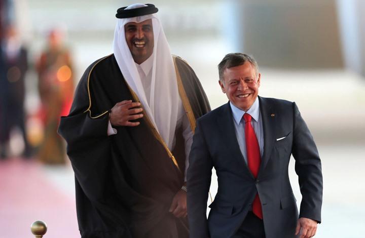 ماذا تحمل رسالة أمير قطر إلى ملك الأردن.. وما تبعاتها؟