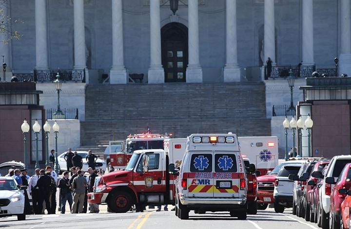 """الحرس الوطني الأمريكي يغادر """"الكابيتول"""" لأول مرة منذ 5 أشهر"""