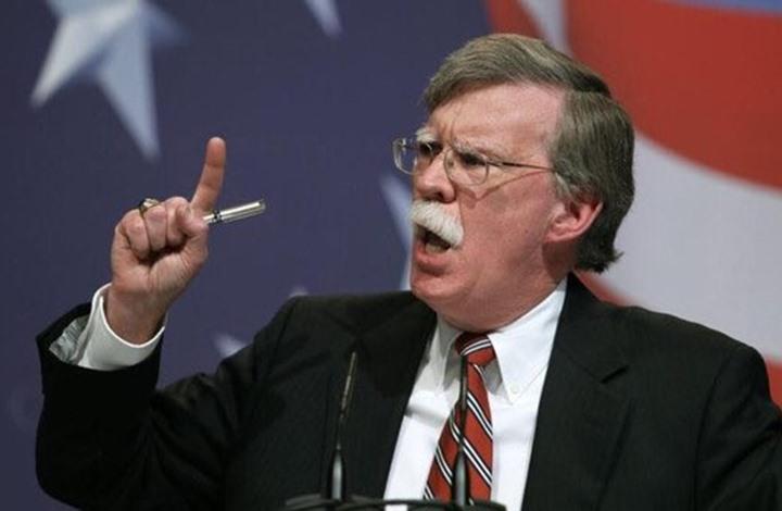 البنتاغون يخشى أن تزيد إجراءات بولتون خطر الصدام مع إيران