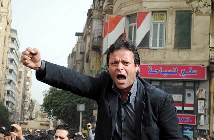 الأمن المصري يعتقل 5 من أقرباء الفنان المعارض هشام عبدالله