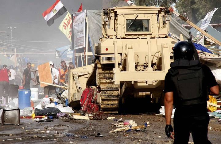 """""""إخوان مصر"""": """"رابعة"""" نقطة تحول في التاريخ المعاصر"""