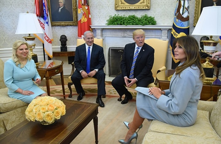 ترامب: ربما أزور إسرائيل لافتتاح السفارة الأمريكية بالقدس