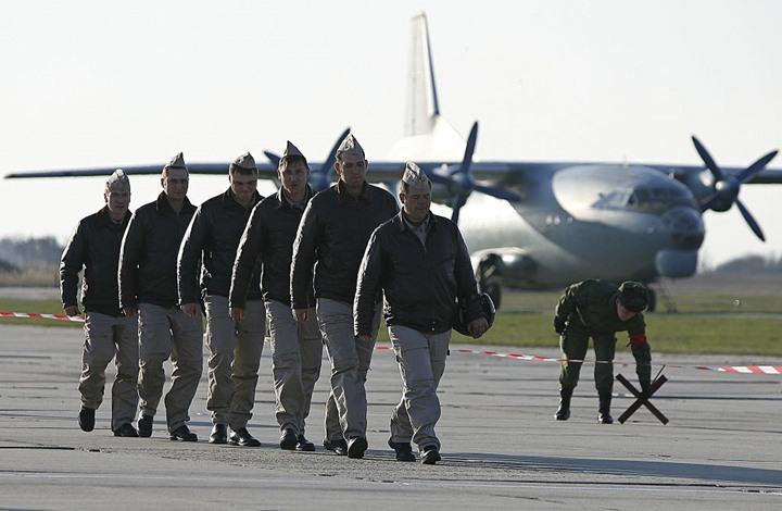 مقتل 27 ضابطا روسيا بينهم لواء بسقوط طائرة في حميميم بسوريا