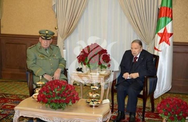 الجيش الجزائري يتخذ قراراً جديداً يمهّد للإطاحة بعبد العزيز بوتفليقة