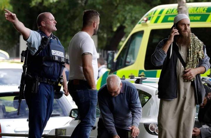 هذا ما قالته شرطة نيوزيلندا عن آخر مستجدات المجزرة (شاهد)