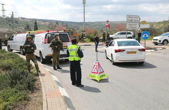 إطلاق نار على حافلة للمستوطنين شمال الضفة المحتلة (صور)