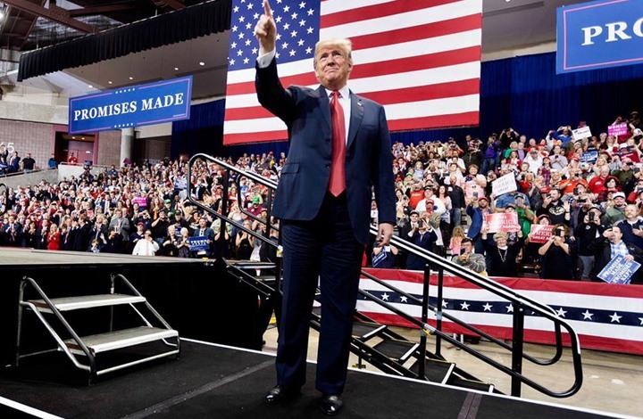 ترقب لأول خطاب يلقيه ترامب منذ مغادرته البيت الأبيض