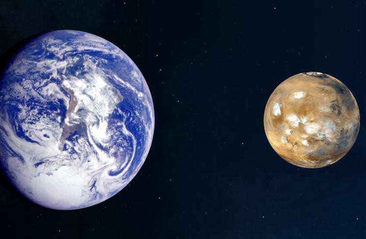 تبادل الحياة بين كوكب المريخ والأرض.. هل ذلك ممكن؟