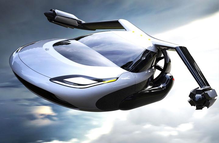 """اختبار أول """"سيارة طائرة"""" بنجاح في اليابان (شاهد)"""