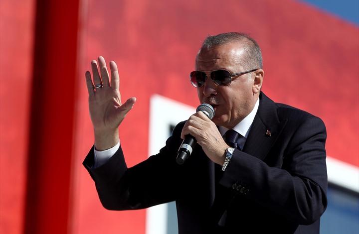 أردوغان مهاجما حفتر: هرب من موسكو.. ولن نتردد بتلقينه درسا