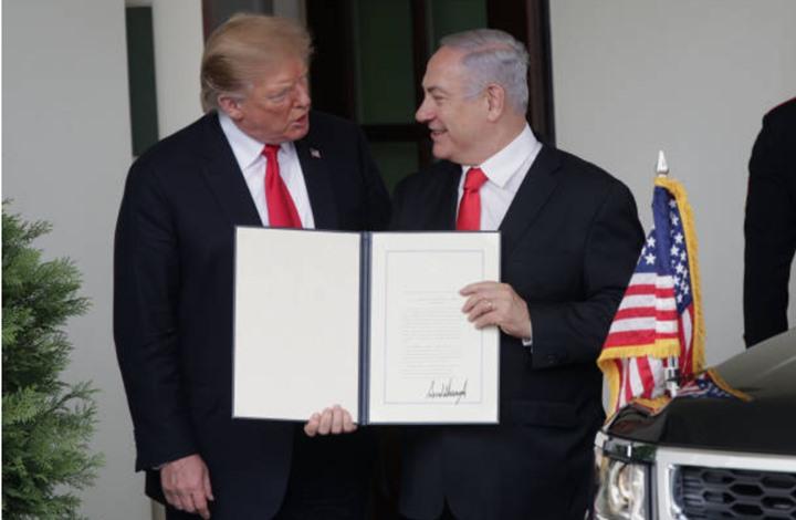 بروكينعز: نهج ترامب بالشرق الأوسط يتجاهل الماضي والمستقبل