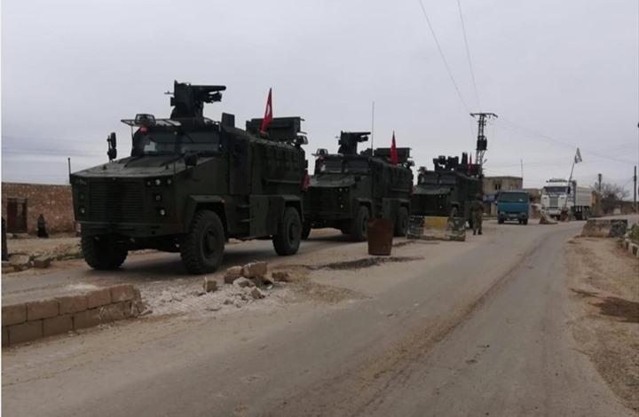 """مقتل شرطيين تركيين في هجوم لـ""""قسد"""" شمال سوريا"""