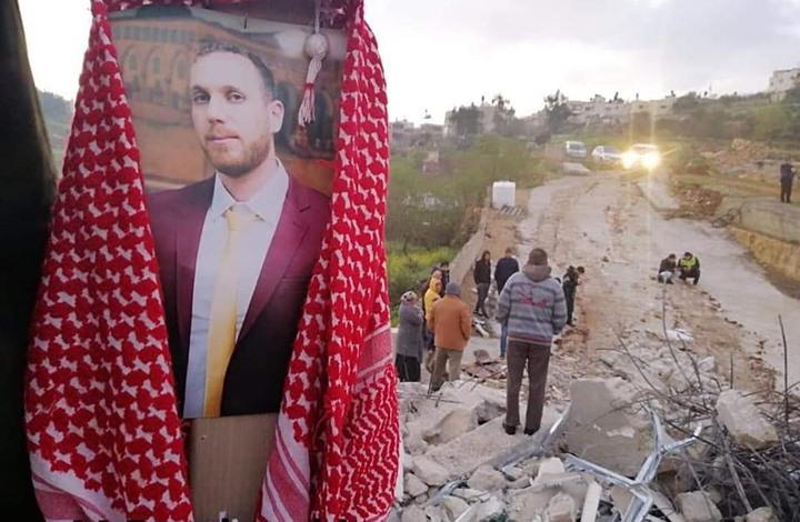 الاحتلال يهدم منزل الأسير عاصم البرغوثي قرب رام الله (شاهد)