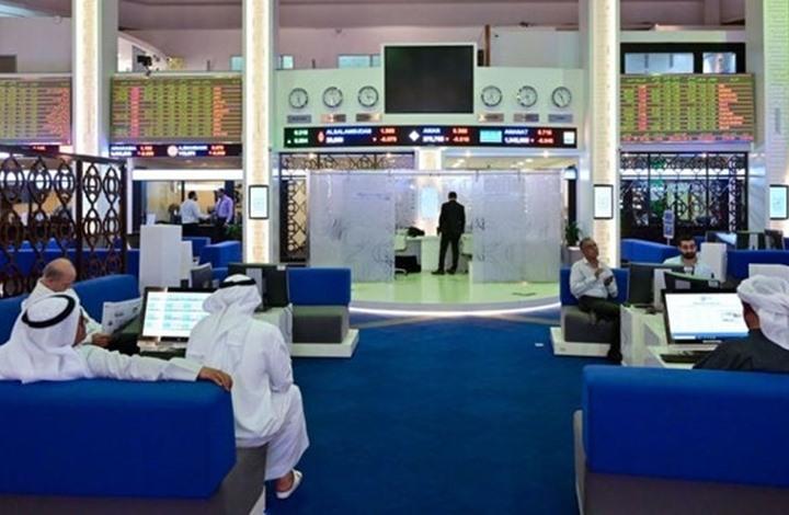 أسهم الإمارات تهبط رغم التفاؤل الخليجي بشأن اتفاق النفط