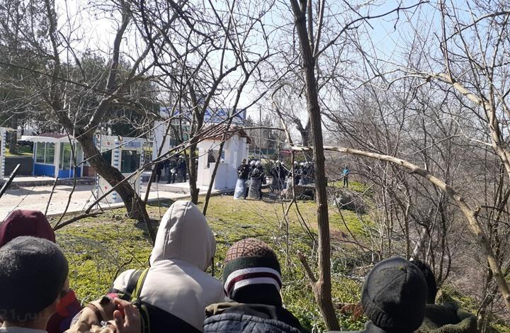 حصيلة جديدة للمهاجرين من تركيا.. واليونان تحاول التصدي
