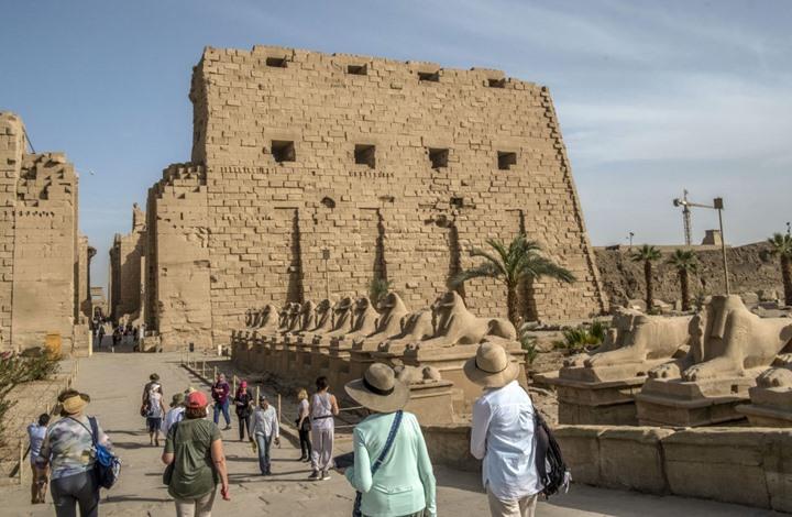 """خوف في مدينة """"الأقصر"""" السياحية بمصر بسبب كورونا"""