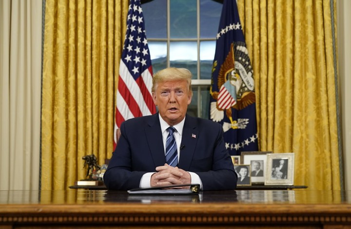 الغارديان: ترامب يحمل أوروبا مسؤولية انتشار كورونا في بلاده