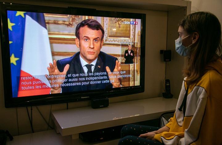 بلومبيرغ: هل ينهي حادث باريس حياة ماكرون السياسية؟