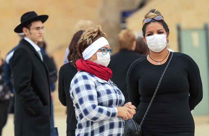 ارتفاع ضحايا كورونا بإسرائيل وخلل يعيق نتائج الفحوصات