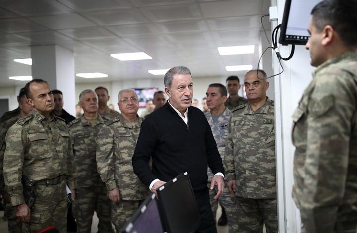 وزير تركي يحذر اليونان من الانجرار وراء رئيس فرنسا