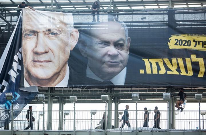 كاتب إسرائيلي: نتنياهو سيقضي على غانتس وأشكنازي بأقرب فرصة