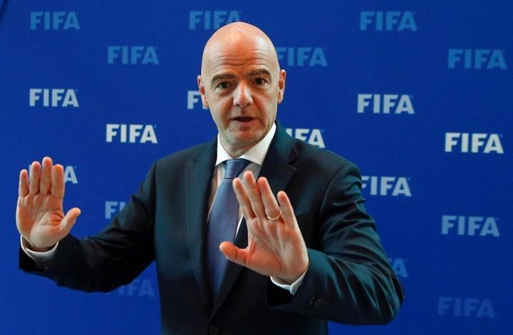 """الـ""""فيفا"""" يُعلق على قرار تأجيل أولمبياد طوكيو"""
