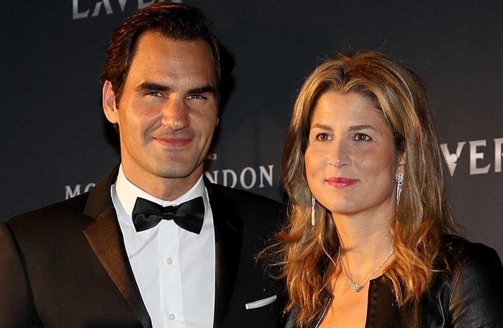 فيدرر وزوجته يتبرعان لمواجهة فيروس كورونا القاتل