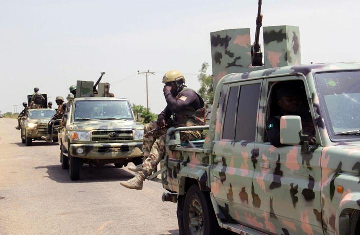 """مقتل 16 من """"بوكو حرام"""" في غارة جوية للجيش النيجيري"""