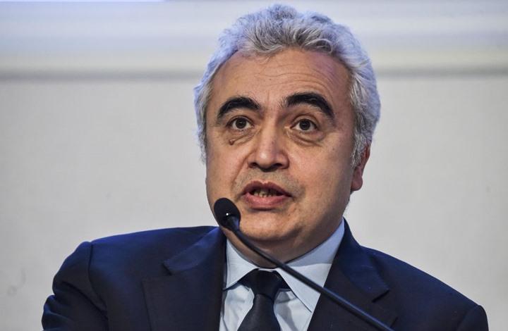 مدير وكالة الطاقة: الرياض تسيء لنفسها وموسكو تقوم بمغامرة
