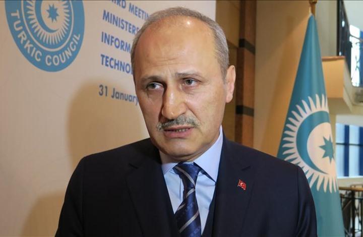 الرئيس التركي يقيل وزير المواصلات ويعين مساعده خلفا له