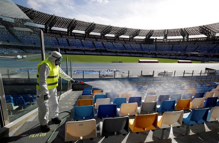 """فيروس""""كورونا"""" يؤجل مباريات المربع الذهبي لكأس إيطاليا"""
