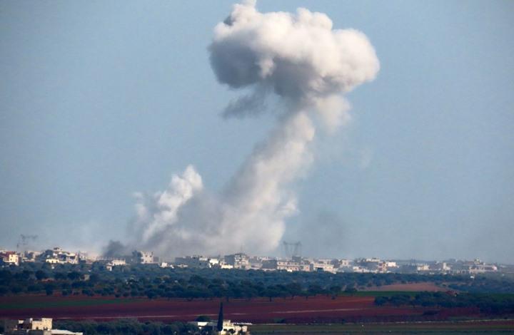 المعارضة تشن هجمات مكثفة على مواقع للنظام وروسيا بإدلب