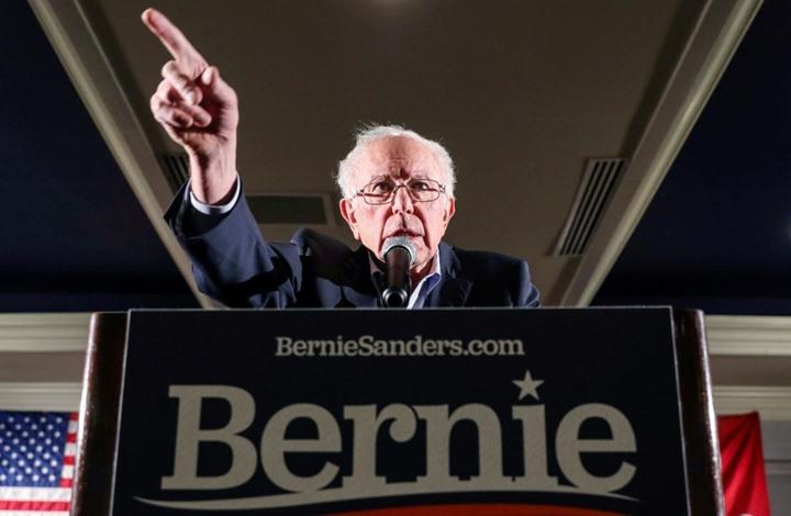 """هل """"تتآمر"""" مؤسسة الحزب الديمقراطي الأمريكي ضد ساندرز؟"""