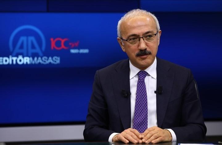 أنقرة: نسعى لتأسيس آلية لجلب الاستثمار وسنطلق حزمة إصلاحات