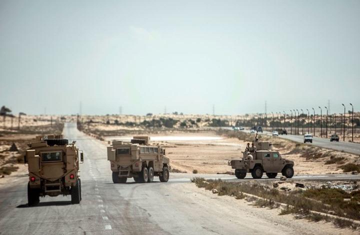 """رصد حقوقي للانتهاكات بسيناء المصرية في إطار """"حرب الإرهاب"""""""