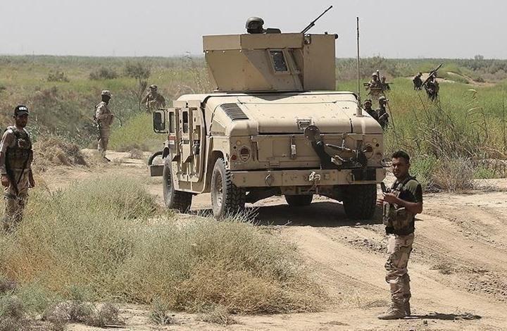 استمرار استهداف أرتال إمدادات التحالف الدولي بالعراق