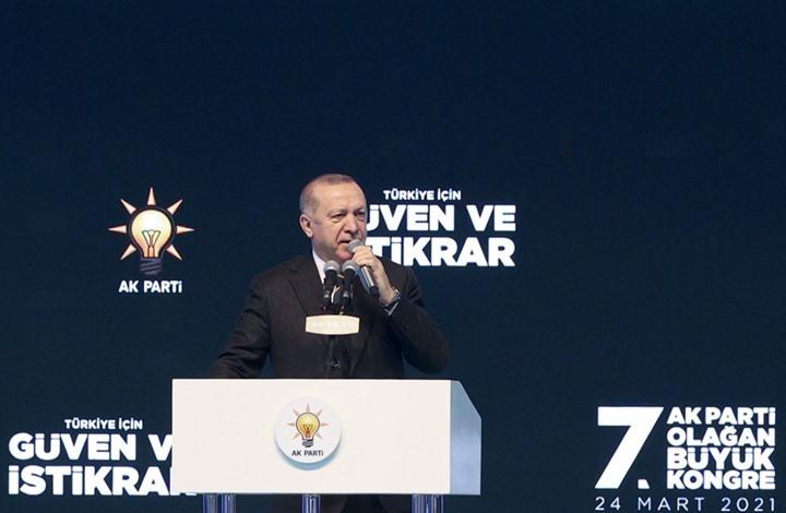 أردوغان: تقلبات الليرة لا تعكس قدرات الاقتصاد التركي