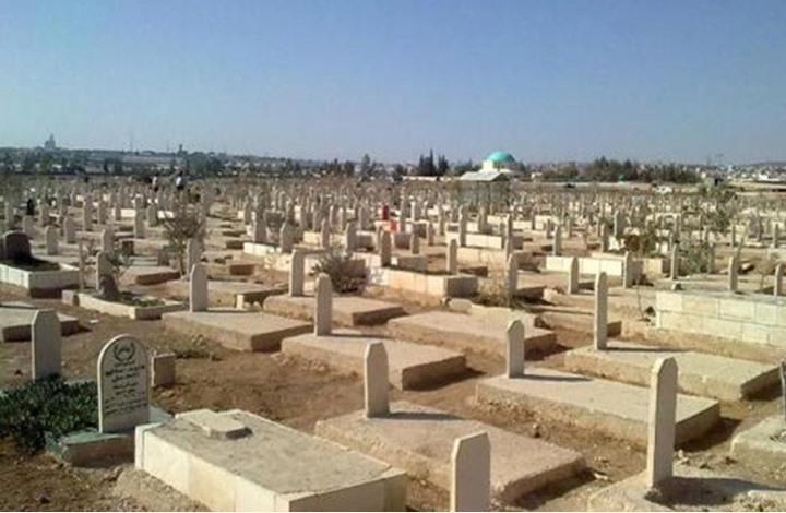 أكبر مقبرة بالأردن تعاني من ضغط الطلب مع زيادة وفيات كورونا