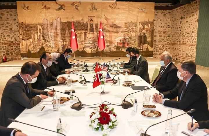 تحضيرات تركية وأمريكية للمفاوضات الأفغانية بإسطنبول