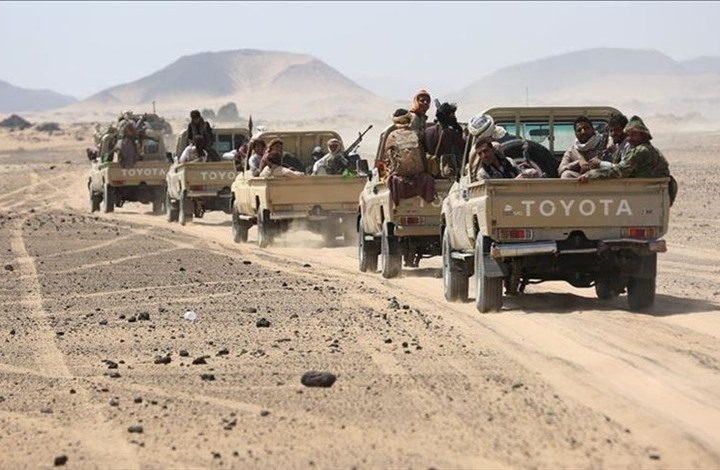 الجيش اليمني يعلن صد هجوم حوثي على مأرب (شاهد)