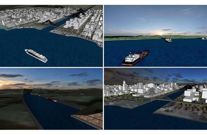"""تركيا تقر خطة مشروع """"قناة إسطنبول"""" المائية"""