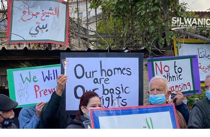 الأردن: زودنا السفارة الفلسطينية بوثائق حي الشيخ جراح (صور)
